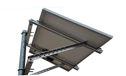 WindyNation Side of Pole Solar for Solar Panel