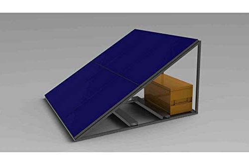 skid mount solar generator