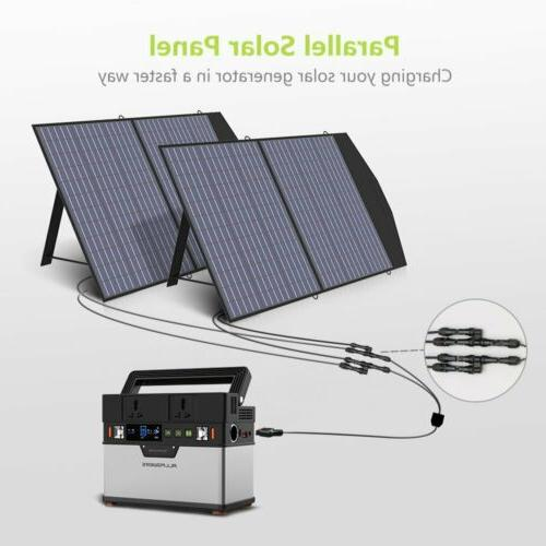 ALLPOWERS Foldable Panel Outdoor