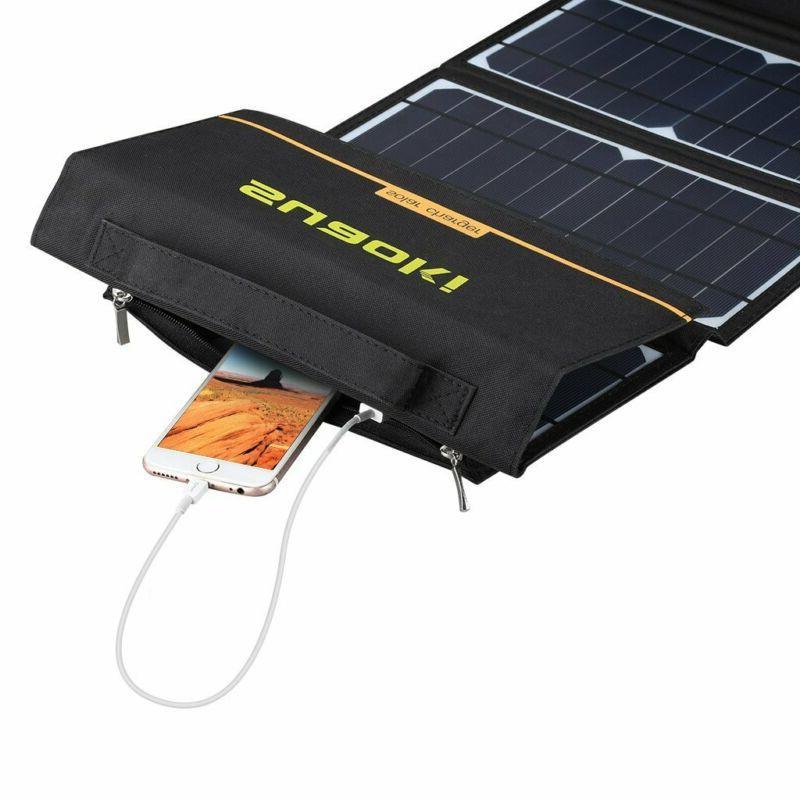 SUAOKI Portable Solar Panel for