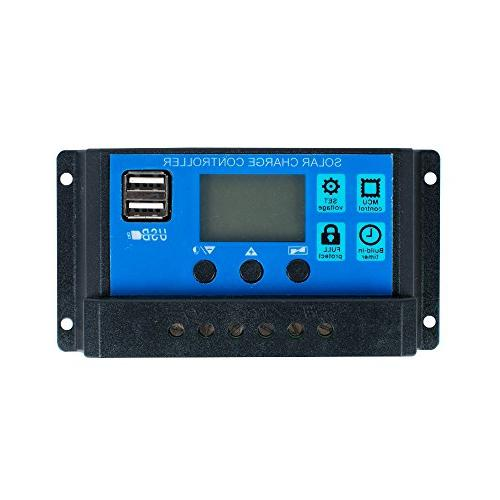 solar charger controller 30a