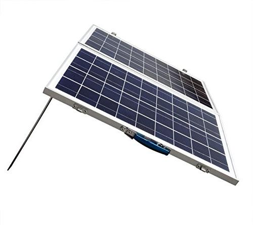 ECO-WORTHY Charger Portable Folding Solar 3 for Boat