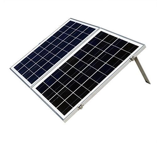 solar charger kits portable folding
