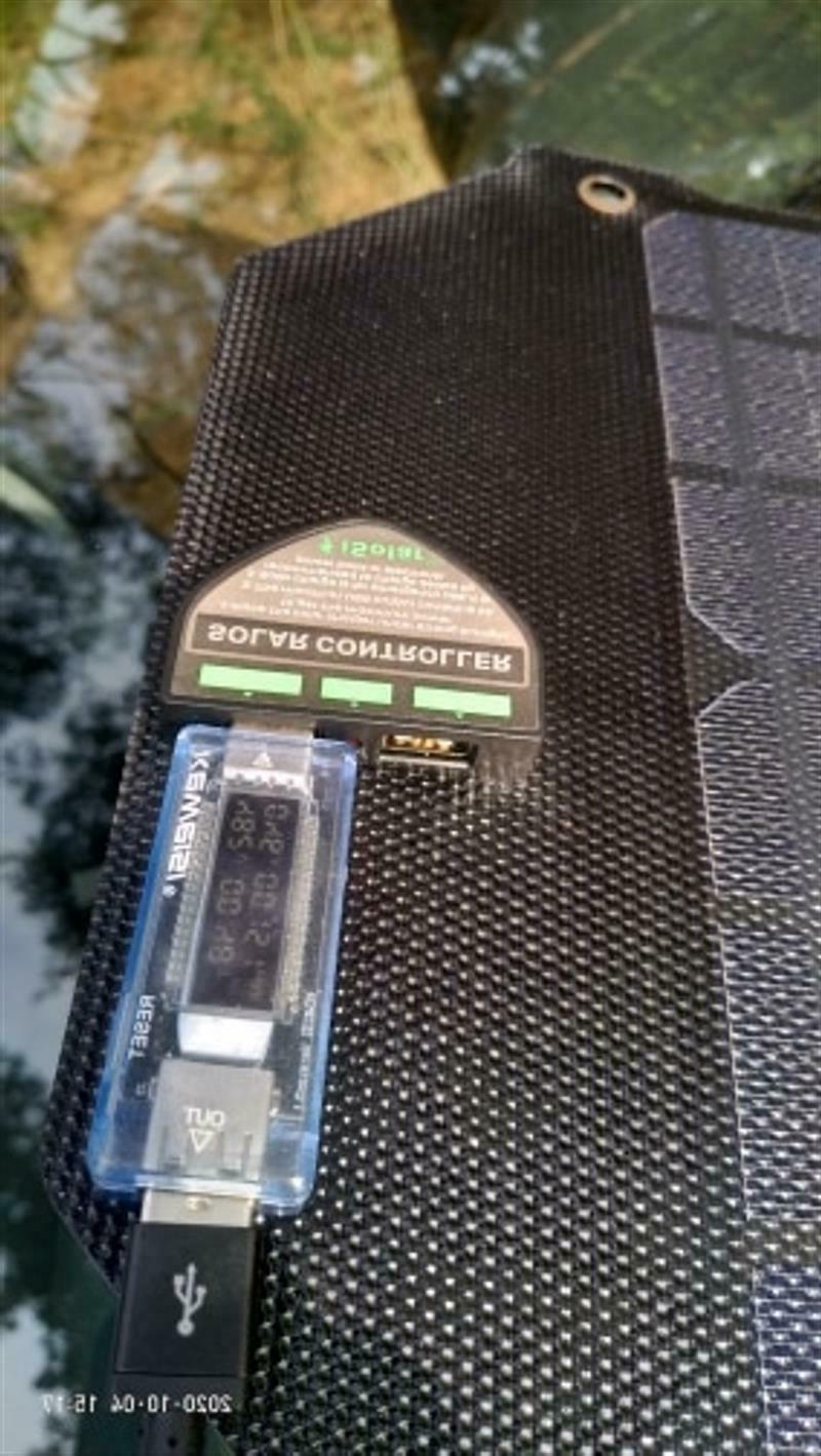 Solar Monocrystalline Silicon Dual Panel Power