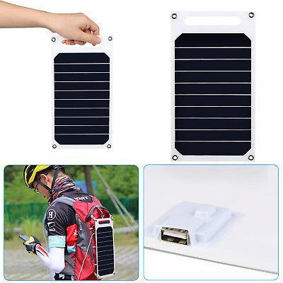10W 5V Solar Charging Charger Mobile Samsung