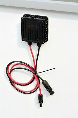 Newpowa 2-100W 200W Monocrystalline Solar Grid Kit for RV Boat