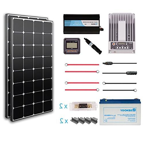 solar complete kit monocrystalline
