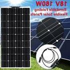 Solar Cynergy 160 Watt 18 Volt Mono Flexible Bendable Solar