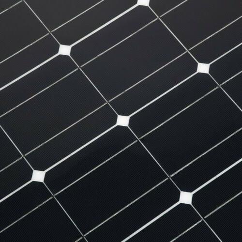 160W Polycrystalline Panel Solar Power For Off BT