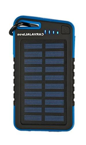 solar external battery charger