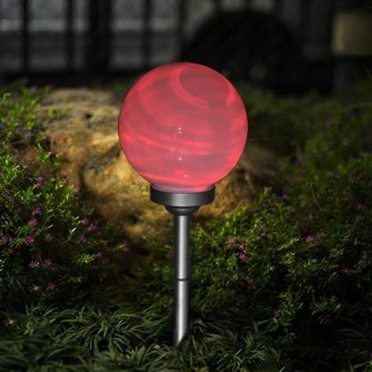 Maggift Multicolor Solar Lights Lights Patio, Automatically