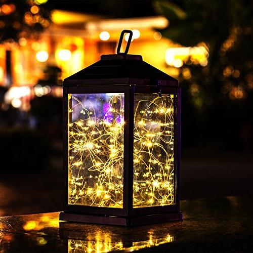 solar lantern hanging decorative lanterns
