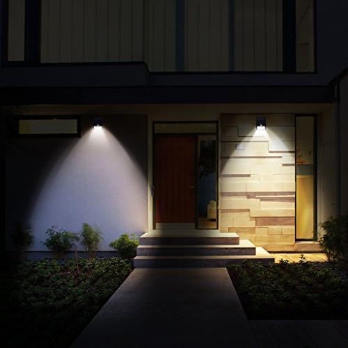 SUAOKI Solar Lights Super LED Waterproof Motion Light Light Yard Garden, of