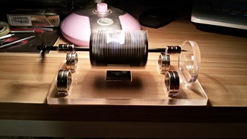 Sunnytech Solar Magnetic Levitation Model Mendocino Educational
