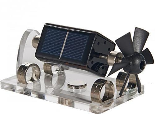 solar mendocino motor magnetic levitating