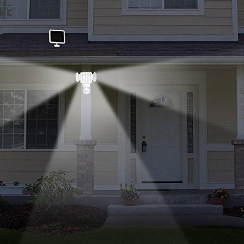 SOLAR MOTION ACTIVATED LIGHT.150 LED by