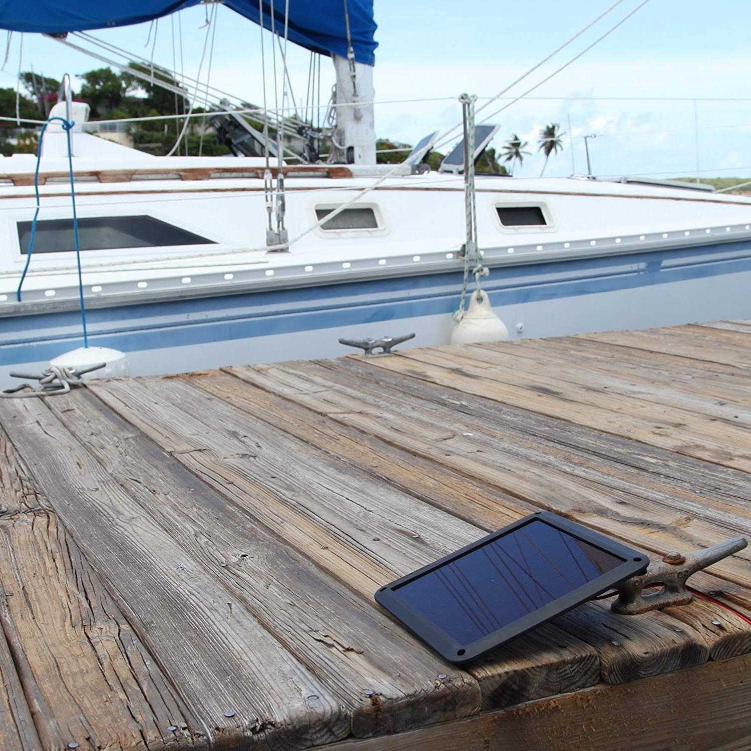 Solar Charger Boat