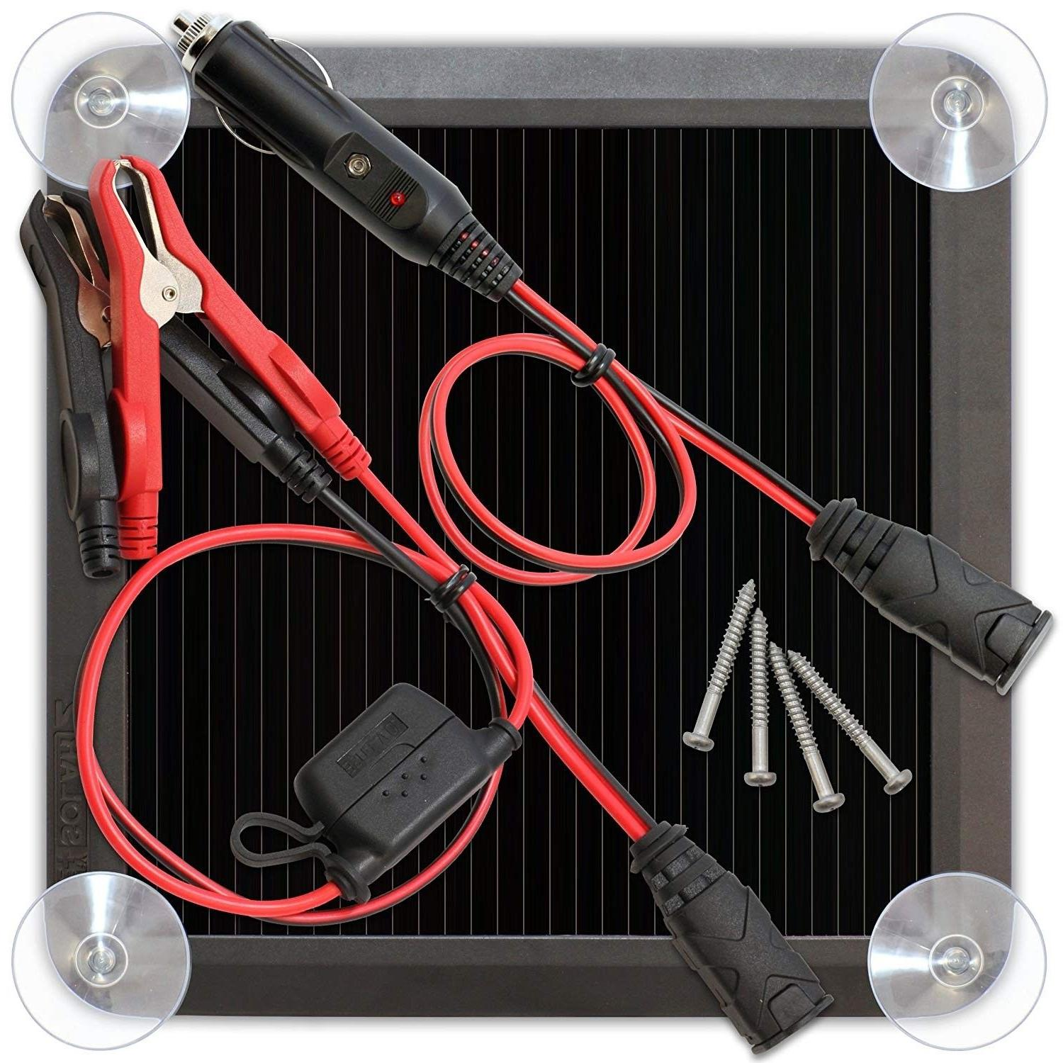 Solar Charger Power Boat Marine