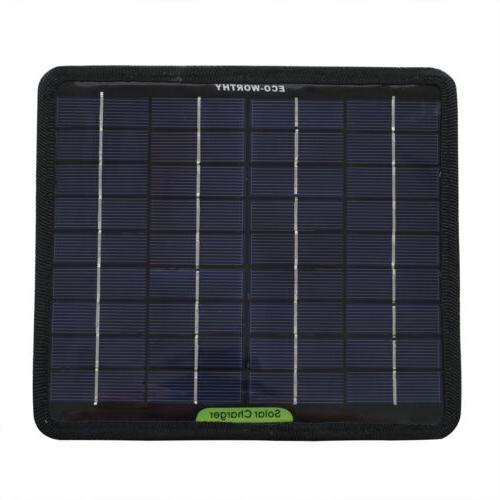 Solar Panel Charger Maintainer Boat