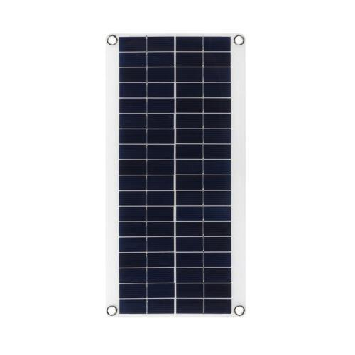 Solar Panel 20W Charge Battery Charger Maintainer Car