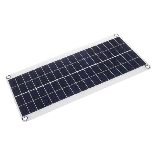 Solar Panel Charge Charger Maintainer Boat RV Car