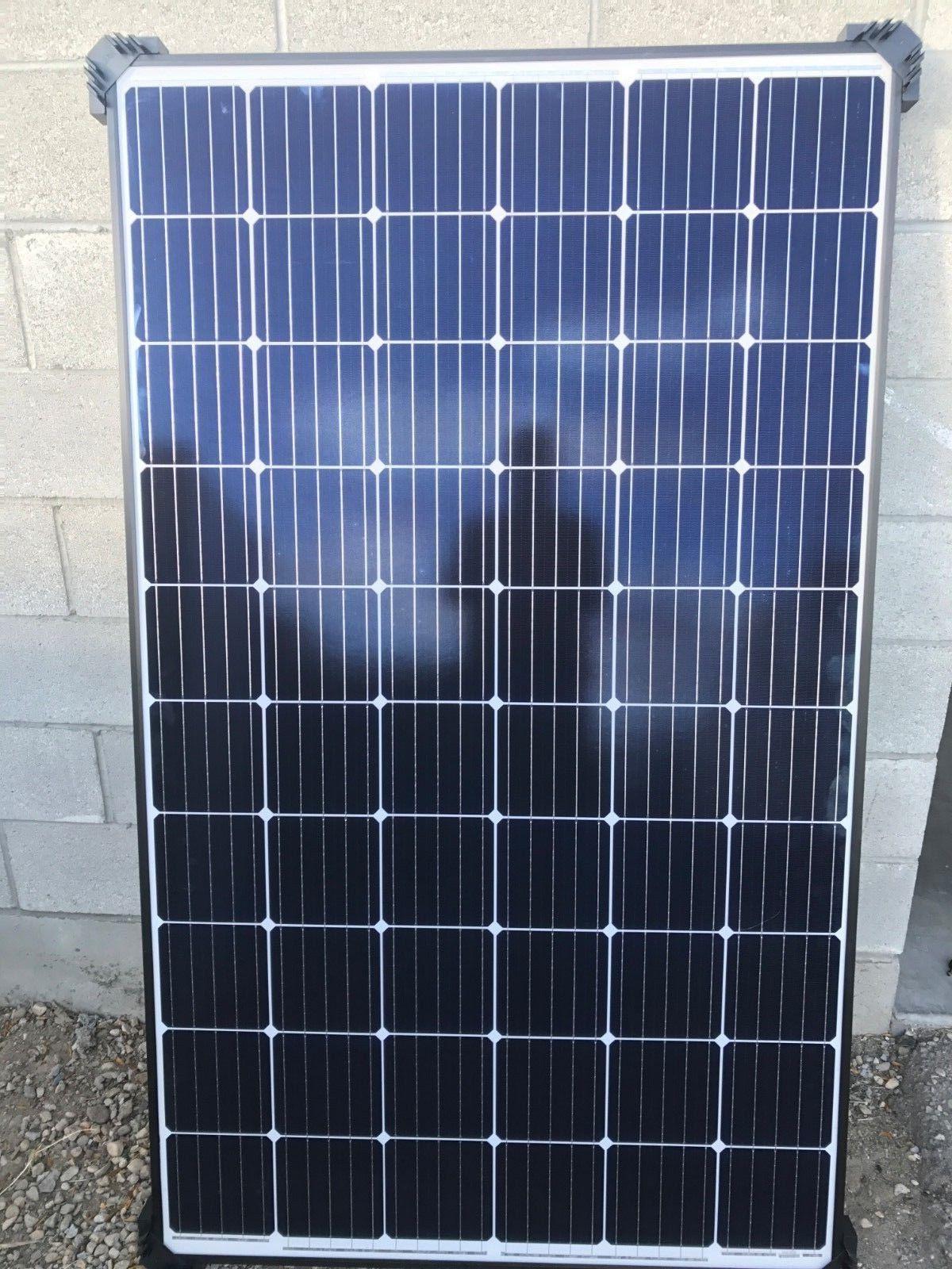 solar panel 300 watt 60 cell mono