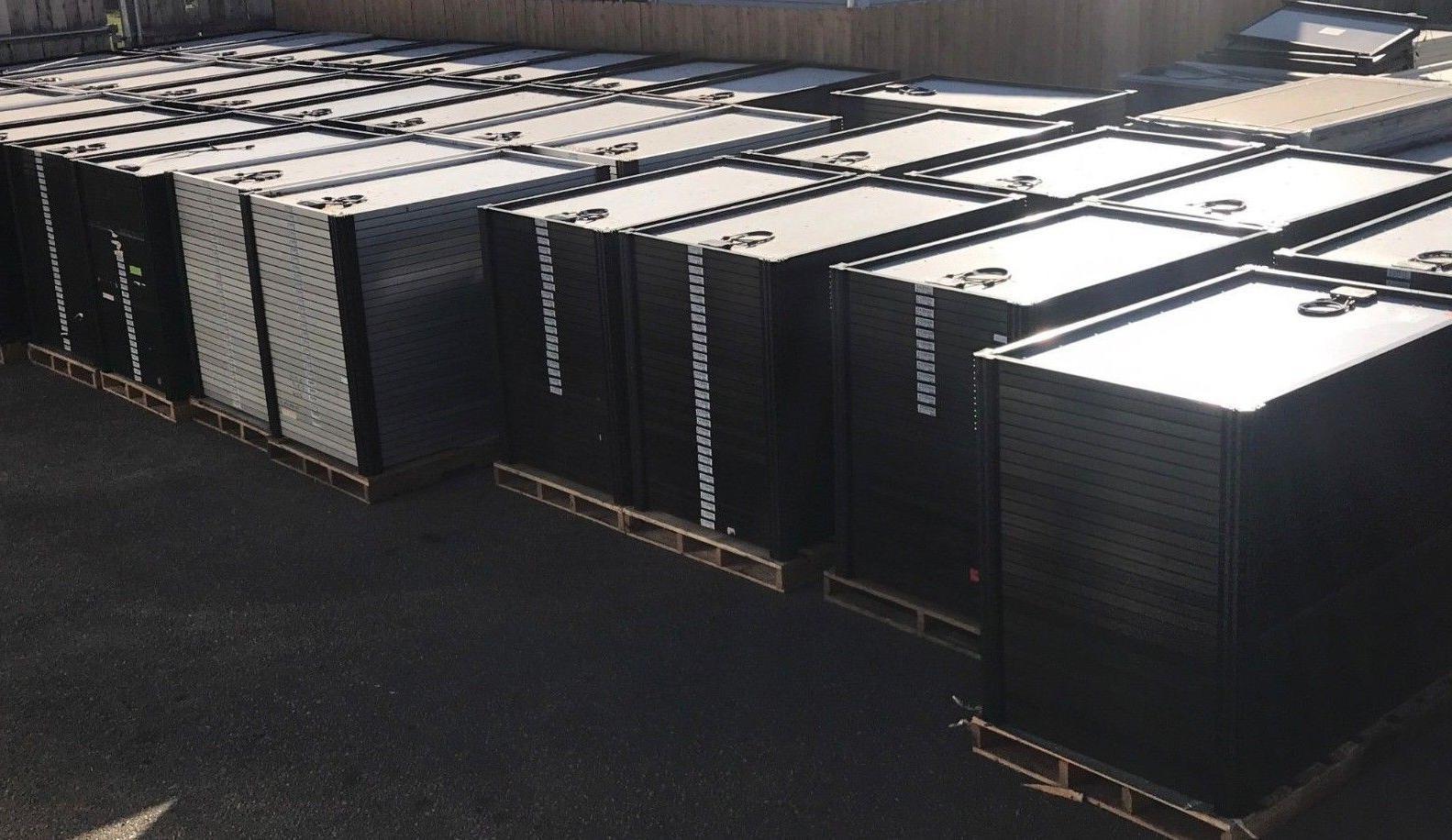 Solar Panel 300 60 Mono, US - Junction Box