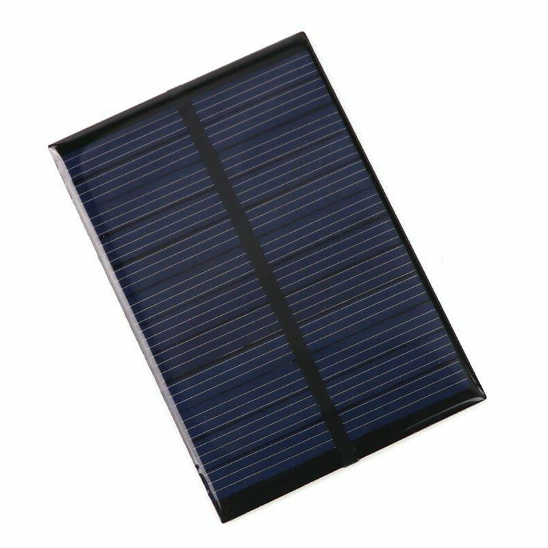 ANBES Solar Panel 6V System DIY For Cell Phone Charger