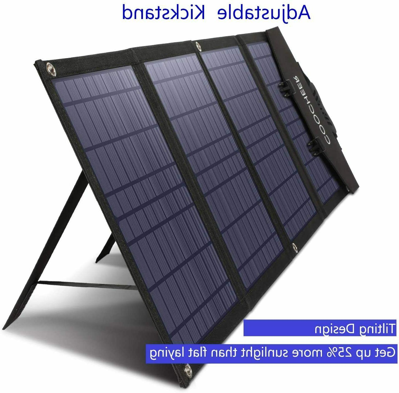 120W/60W Solar Solar Power Generator