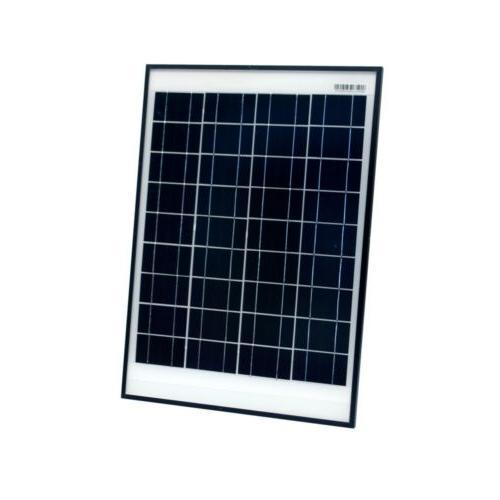 ALEKO SPU20W12V 20 Watt 12 Volt Monocrystalline Solar Panel