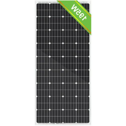 200W 400W Watt Panel for Battery Charge Controller