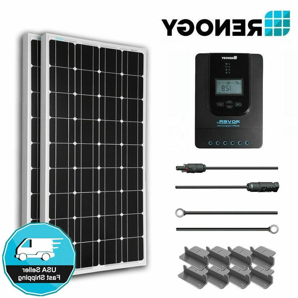 Renogy Panel Charge Controller Off Grid