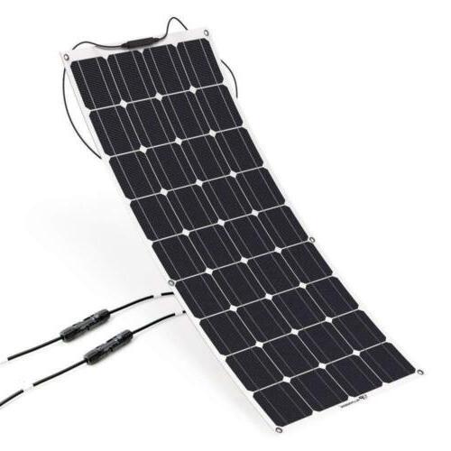 solar panel kit charger monocrystalline