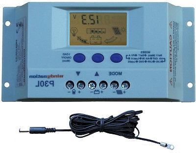200 Watt Solar Panel Kit Solar controller 12/24V