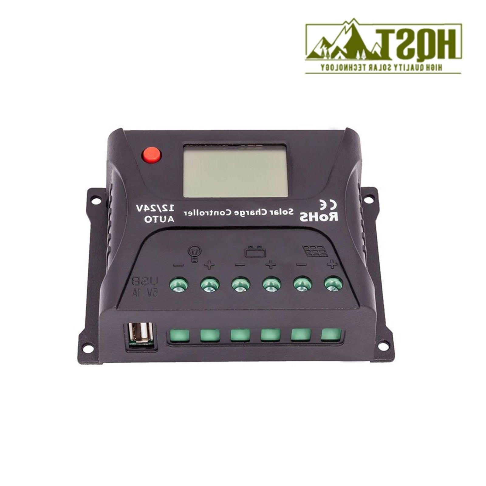 NEW HQST Solar 100 Poly Bundle Kit 100W