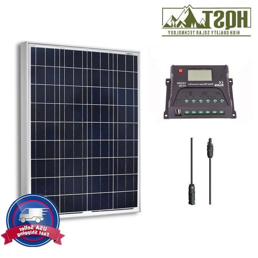 solar panel poly kit rv