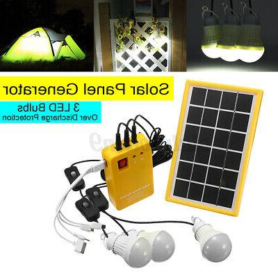 Solar Panel Kit Generator 3
