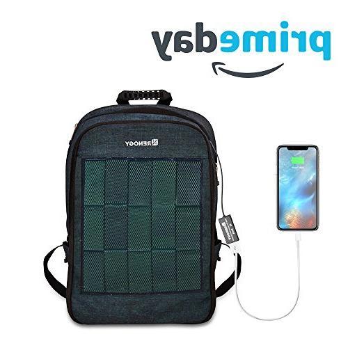 solar panel powered waterproof resistant