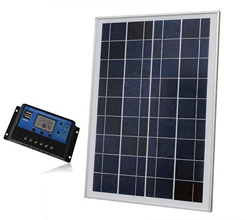 solar panel system kit include