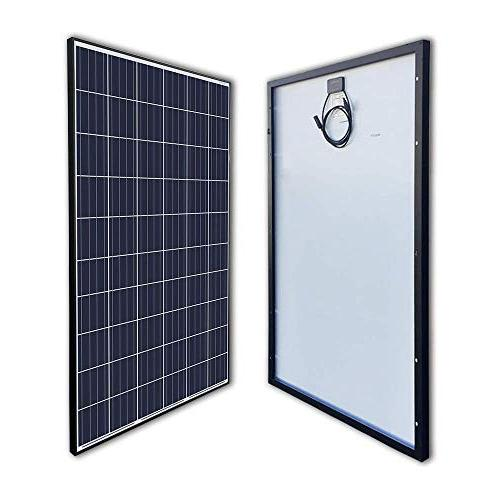 Renogy 2Pcs 24 Solar Panel 540W Large System, Commercial Cabin Rooftop, Multi-Panel
