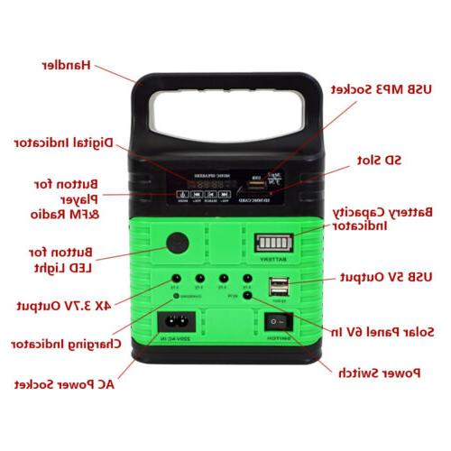 Power Kit USB 3X LED Light
