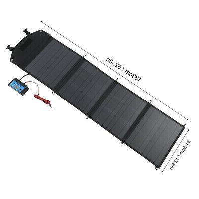 solar panels dc18v output foldable waterproof
