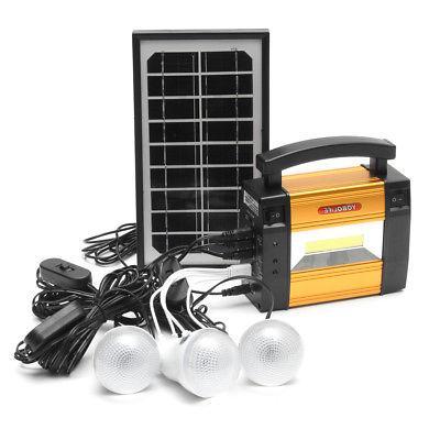 Solar Panels Power Home