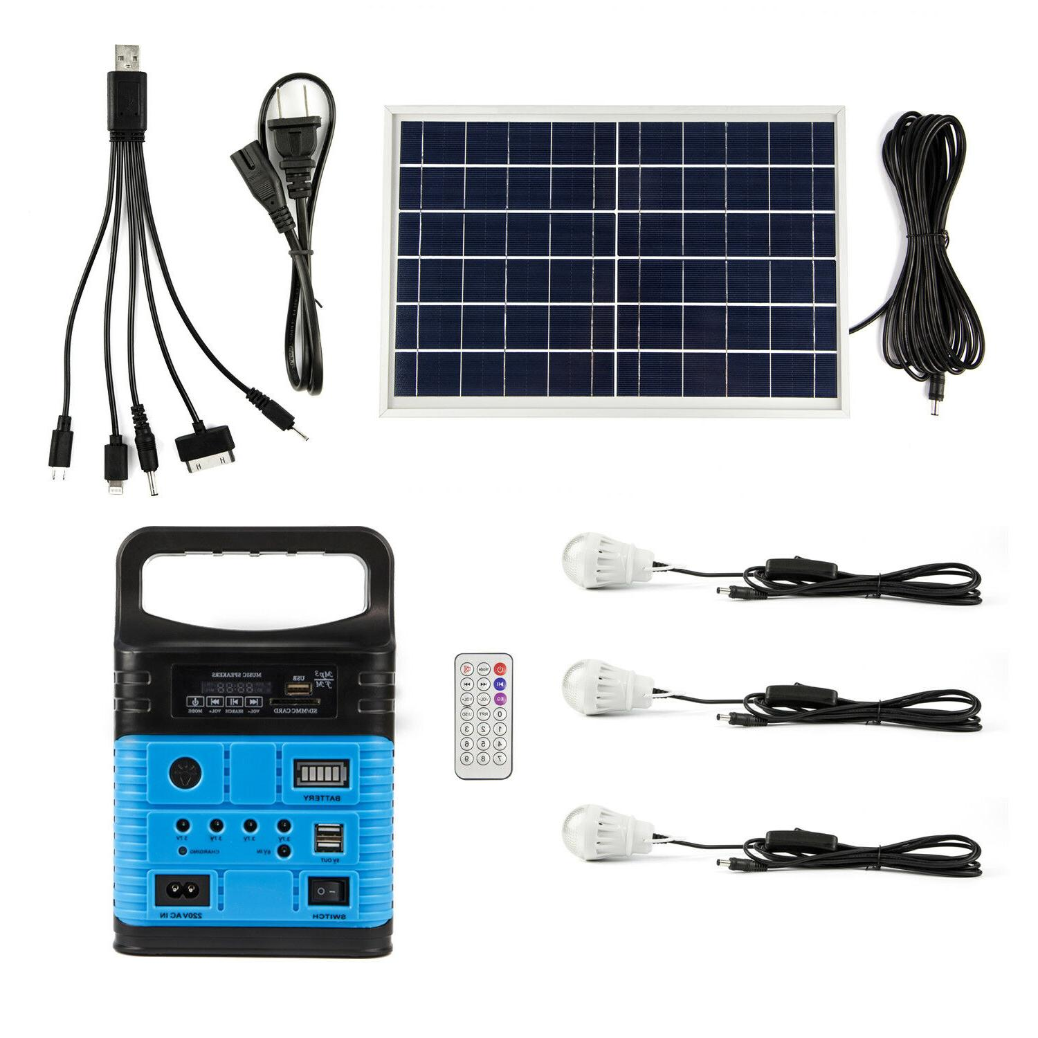 Solar Panels 10W Portable Power