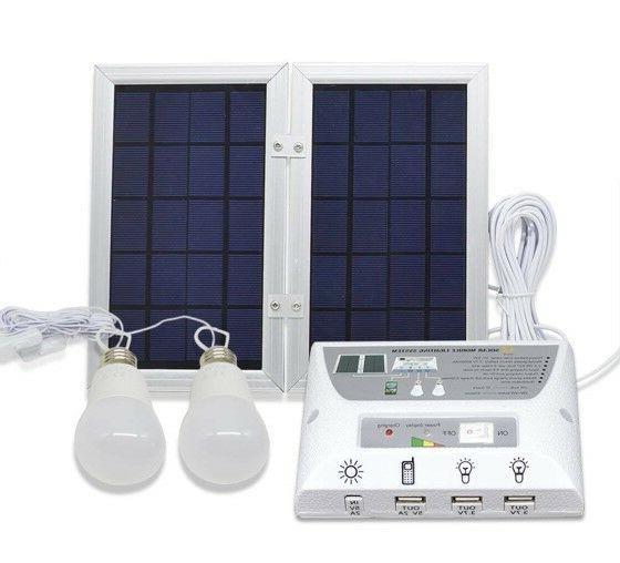 Solar USB for Indoor Activities