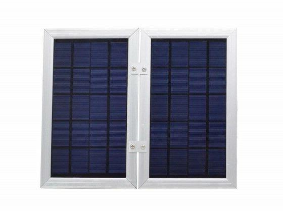 Solar USB Port Power for & Outdoor Activities