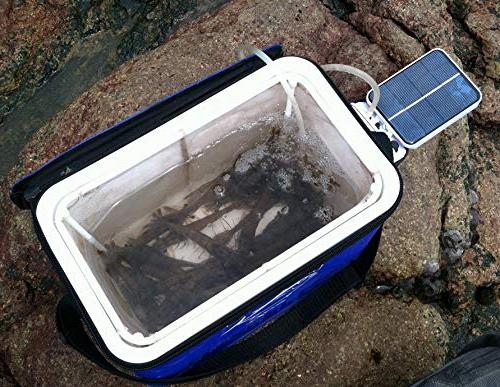 Sunnytech Pond Oxygenator Pool Fish Tank Sea Fishing