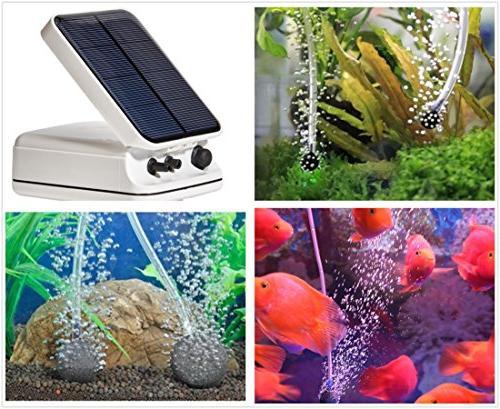 Sunnytech Oxygenator Air Pool Fish Tank Sea