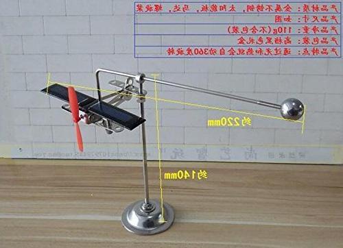 Sunnytech Aircraft Art Balance Toy Balancing Decompressive Science Offic Decor Desk Toy WJ156
