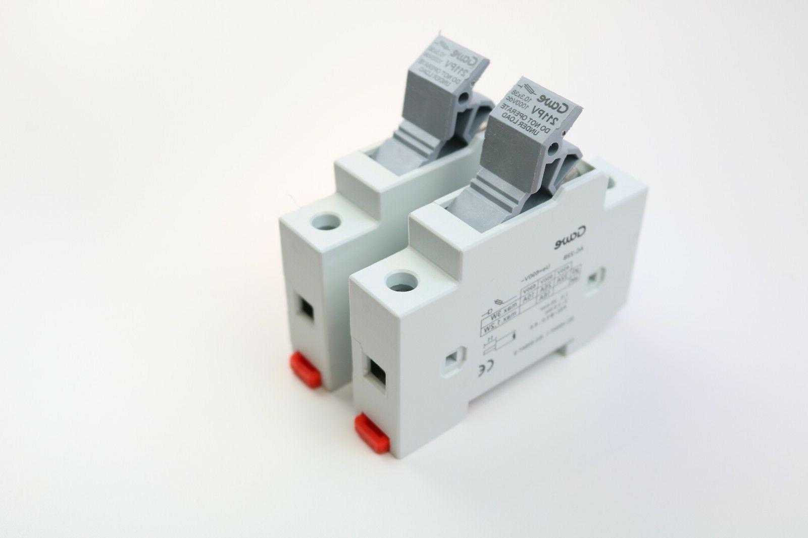 Solar PV String 15A tp holder+fuse